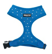 Diamante Blue Harness - embellished with crystals from Swarovski®
