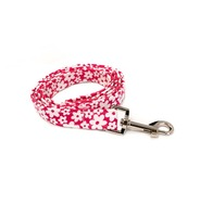 Funky Cerise Pink Daisies Lead