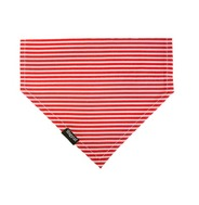 Stripe Red Bandana