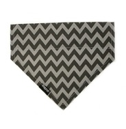 Chevron Grey Bandana
