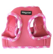 Pink Step In Harness
