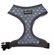Dog Silhouette Harness  *discontinued*