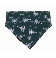 Green Christmas Tree Bandana