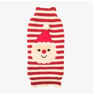 Striped Santa Jumper