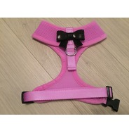Lilac Harness With Small Black Sequin Bow