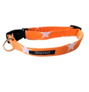 Orange Star Collar