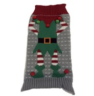 Grey Elf Jumper