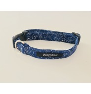 Blue Splash Collar