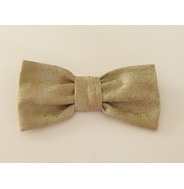 Gold Splash Bow Tie