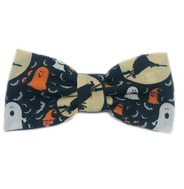Halloween Witches & Ghosts Bow Tie