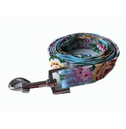 Floral Blue Rose Lead