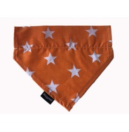 Orange Star Bandana