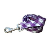 Purple Check Lead