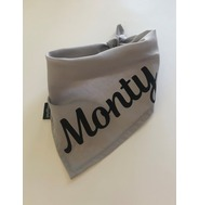 Personalised Grey Bandana