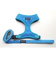 Blue Polka Dot Harness